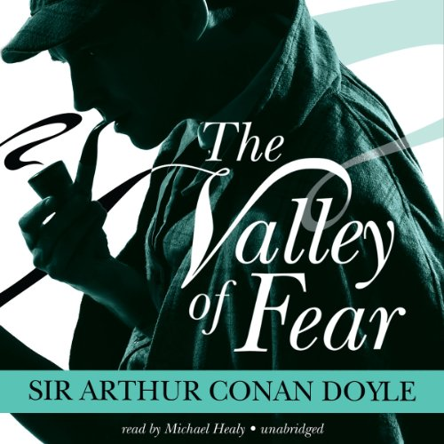 Couverture de The Valley of Fear