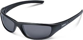 نظارات شمسية مستقطبة رياضية من دودوما Tr8116 للرجال والنساء لرياضة البيسبول وركوب الدراجات والصيد والجولف