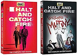 Halt and Catch Fire - Seasons 1 and 2
