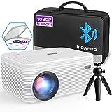 Best Projectors - BIGASUO [2021 Upgrade] HD Bluetooth Projector Built in Review