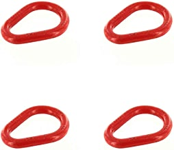 "3/8"" Pear Link for Wire Rope - 4 Pack"