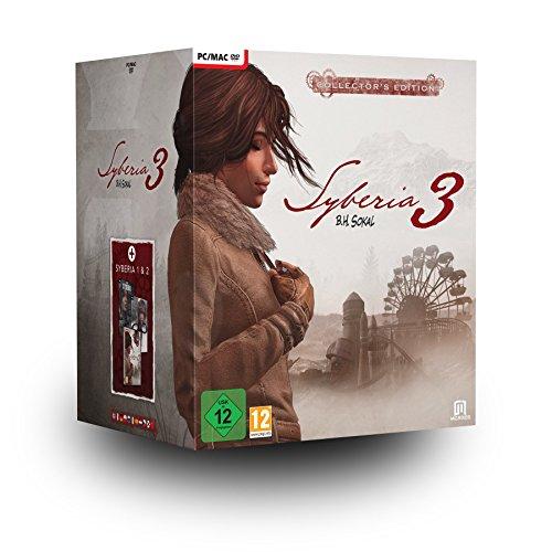 Syberia 3 - édition collector [Importación francesa]