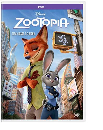 Zootopia [DVD]