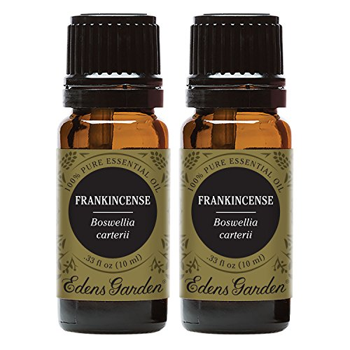 Edens Garden Frankincense Carterii Essential Oil, 100% Pure Therapeutic Grade (Aromatherapy Oils- Inflammation & Skin Care), 10 ml Value Pack