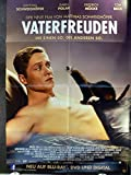 Vaterfreuden - Matthias Schweighöfer - Videoposter A1