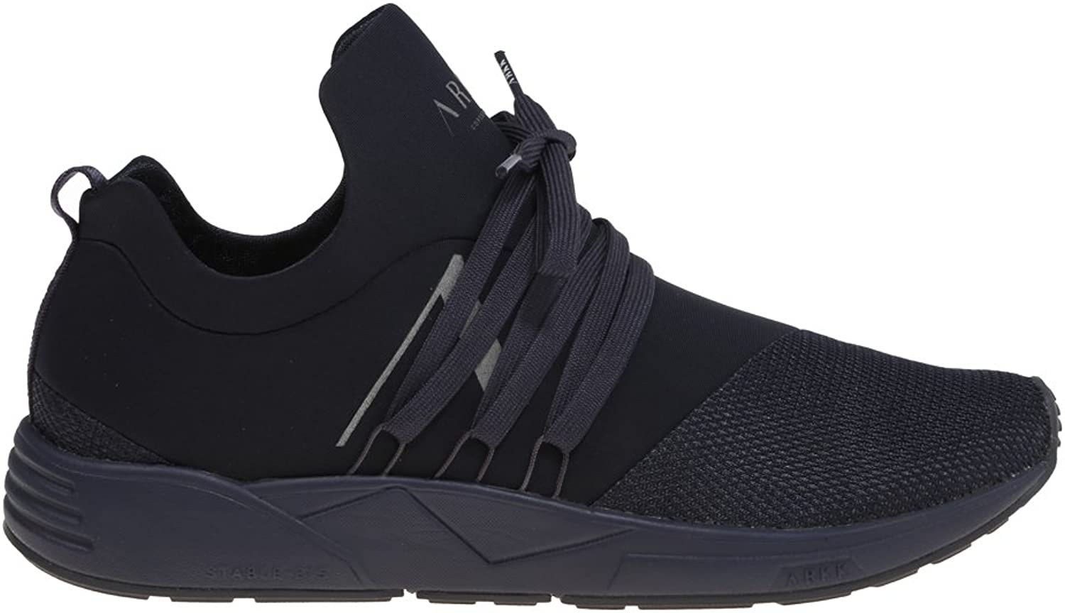 ARK RAVEN MESH Men's Trainers Black Black