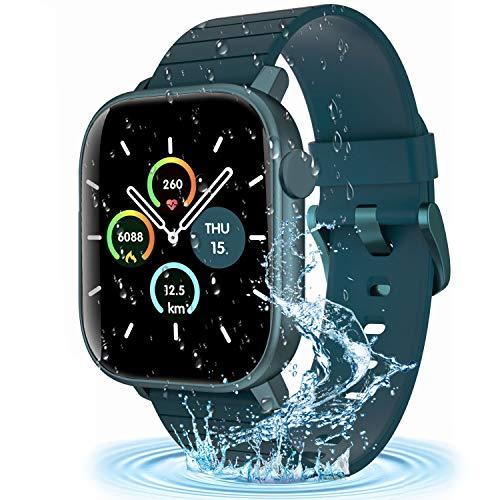 Smartwatch impermeable de 1.4 pulgadas de Duoduogo