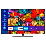MEDION S14949 123,2 cm (49 Zoll) UHD Fernsher (Smart-TV, 4K Ultra HD, Dolby Vision HDR, Micro Dimming, MEMC, Netflix, Prime Video, WLAN, DTS Sound, PVR, Bluetooth)
