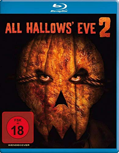 All Hallows' Eve 2 [Blu-ray]