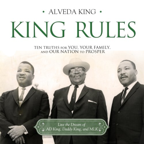 King Rules audiobook cover art