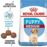 Royal Canin Medium Puppy Dry Dog Food, 17 Lb.
