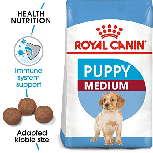 Royal Canin Size Health Nutrition Medium Puppy Dry Dog Food