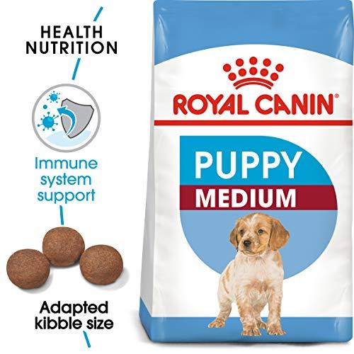 Royal Canin Medium Puppy Dry Dog Food, 6 Lb.