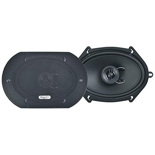 'Excalibur x5722Vías Altavoz Audio 13x 18cm./6x 9, 450W Par de Precio para Muchos Ford, Mazda o Fiat Vehículos