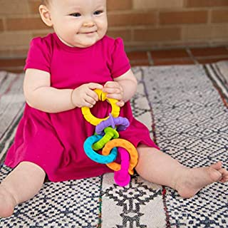 Fat Brain Toys Ringlets - pipSquigz Ringlets Baby Toys & Gifts for Ages 1 to 7
