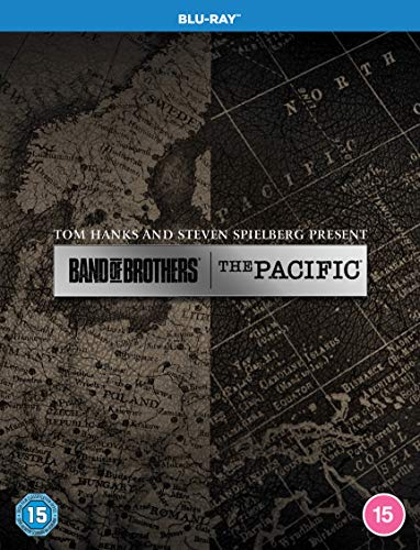 The Pacific / Band Of Brothers Gift Set [BLU-RAY]