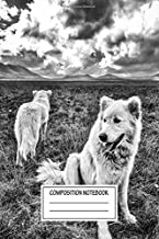 Composition Notebook: Animals The Guardians Little Tibet Wide Ruled Note Book, Diary, Planner, Journal for Writing