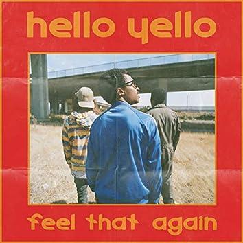 Feel That Again