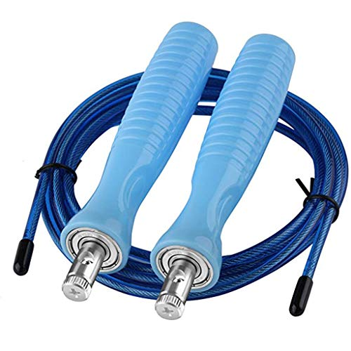 Great Features Of SSDXY Aerobic Exercise Rope Skipping Fitness Professional Rope Skipping Adjustable...