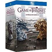 Game of Thrones (Le Trône de Fer) - L'intégrale des saisons 1 à 7 - Blu-ray - HBO [BLURAY] [BLURAY]