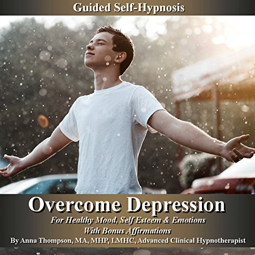 Overcome Depression Guided Self Hypnosis cover art