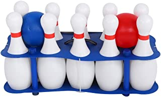 Big Plastic Bowling Ball Pin Set Outdoor Indoor for Kids Toys Yard Games Family Games Toys