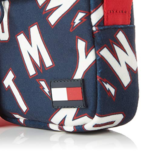 Tommy Hilfiger Unisex Kid's BTS CORE Reporter FLC Bags, Corporate, One Size