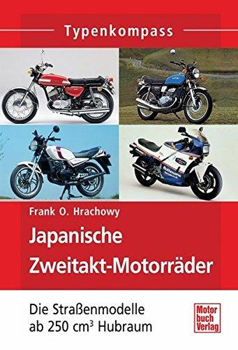 Japanische Zweitakt-Motorräder: Die Straßenmodelle ab 250 cm³ Hubraum