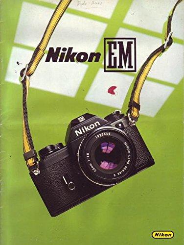 Nikon EM Prospekt