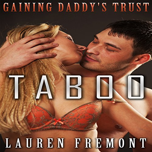 Gaining Daddy's Trust audiobook cover art