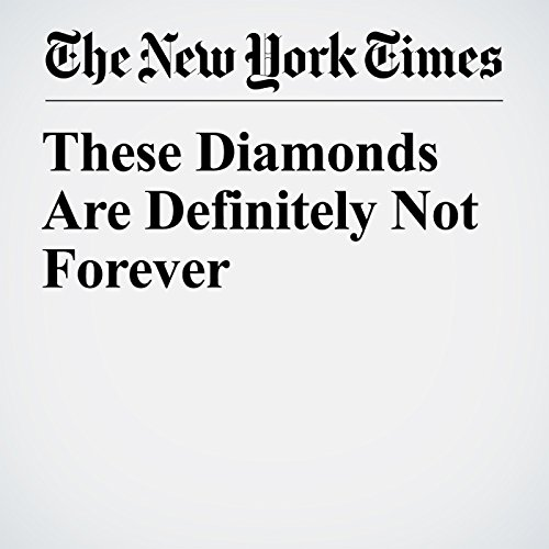 These Diamonds Are Definitely Not Forever copertina