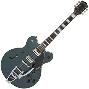 Gretsch G2622T Streamliner Center Block Gunmetal w/Bigsby & Broad'Tron Pickups