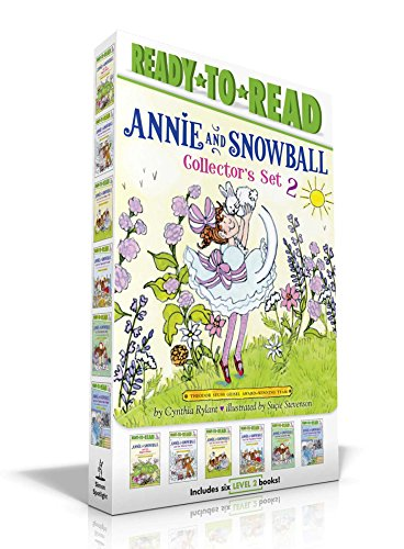 Annie and Snowball Collector's Set 2: Annie and Snowball and the Magical House; Annie and Snowball and the Wintry Freeze; Annie and Snowball and the ... Annie and Snowball & the Grandmother Night