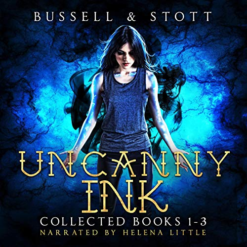 Uncanny Ink: Books 1-3  By  cover art