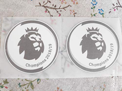 best badge Parche para Camisa de la Mejor Insignia 2018/19 del Manchester City Premier League Champion
