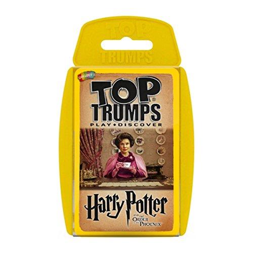 Top Trumps Jeu de Cartes Harry Potter de, 1954, Order of The Phoenix