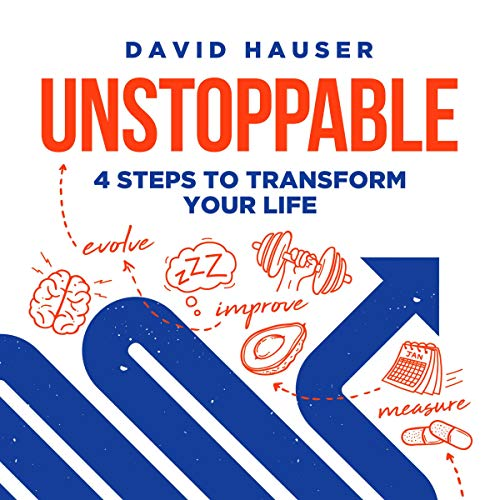 Unstoppable Audiobook By David Hauser cover art