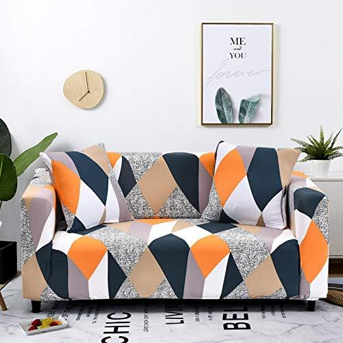 Fundas elásticas Fundas elásticas Antipolvo para sofá para Sala de Estar Funda para sofá Funda para sillón A22 2 plazas