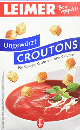 Leimer Croutons ungewürzt (100 g)