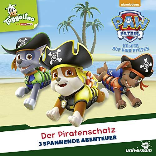 PAW Patrol Folgen 46-48: Der Piratenschatz