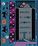 Sarah Watts Candy Please Halloween Countdown 1 152,4 x 183
