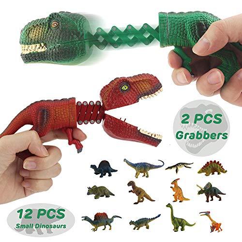 Green T-Rex Snapper Safari Ltd 870180 Creative Play