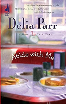 Abide With Me by [Delia Parr]