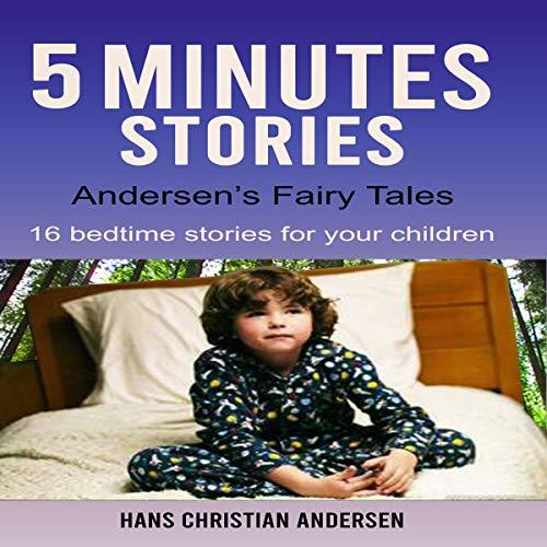 5 Minutes Stories: Andersen's Fairy Tales Titelbild