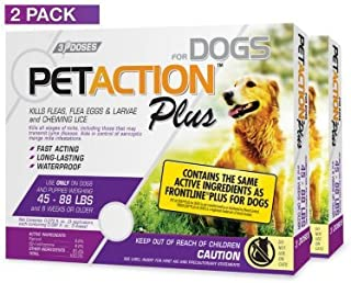 Advantix Dog 21 55 Lbs Pack