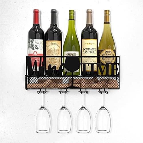 estante para copas de vino de la marca Ranita Home & Style