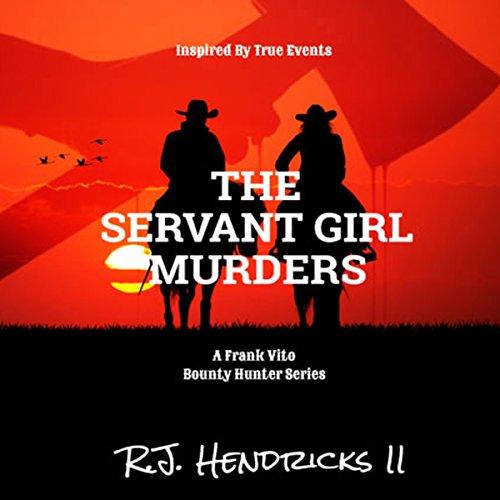 The Servant Girl Murders audiobook cover art