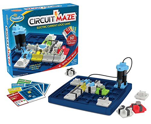 Think Fun ThinkFun – spellen – Circuit Maze