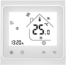 Plyisty Thermostat Controller Thermostat, Smart Thermostat, Smart Home Thermostat Home Thermostat Smart Thermostats Room f...