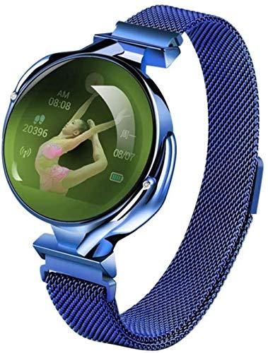 Z38 Reloj Inteligente Mujeres Monitor de Ritmo Cardíaco Presión Arterial Smartwatch Pulsera Fitness Sleep Tracker Pulsera Ip67 Impermeable Relojes Deportivos C